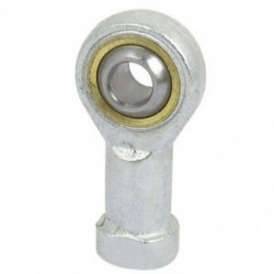 2X (Rotációs gömbcsatlakozó menetes csatlakozórúd csapágypersely 8 mm-es lyuk Dia N5Q4)