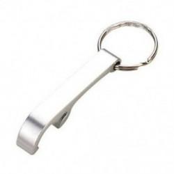 Alumínium kulcstartó sörösüveg-nyitó W4E3