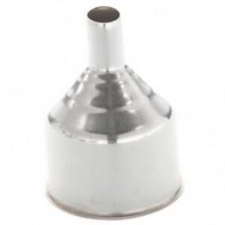 2X (SE HQ93 rozsdamentes acél tölcsér az M5S3 lombikhoz)