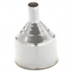 SE HQ93 rozsdamentes acél tölcsér a T1P4 lombikhoz