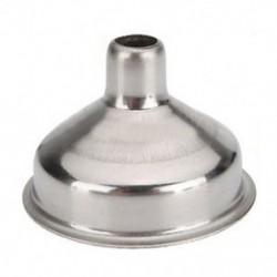 3 db rozsdamentes acél tartály a lombik folyadéktartály tölcséréhez, ø 8 mm BT C0O5
