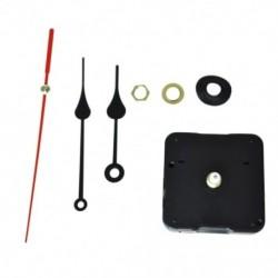 Óramozgás mechanizmus Fekete órás perc piros használt kézibeszélő eszközkészlet E7T4