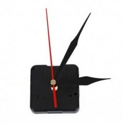 Óramozgás mechanizmus Fekete óra perc Piros Használt barkácsos eszközök alkatrészei L6K3