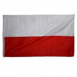 Lengyel zászló - Nagy 90x150cm méretű 5 X 3FT zászlók zászló dekoráció TG