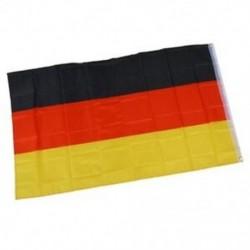 1X (zászlószalag kb. 90 x 150 cm: Németország Szövetségi Köztársaság zászlaja Németország R2T3
