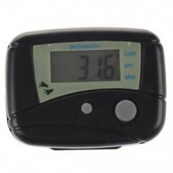 LCD futáslépéses elektronikus digitális lépésszámláló, séta kalóriaszámláló távolság V8Y2