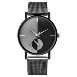 Fekete - Divat kvarc óra Unisex órák női hölgyek karóra női óra T1D4