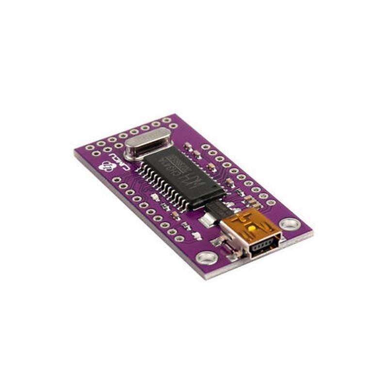 1 db CH341A USB buszátviteli modul programozó RS232 / RS485
