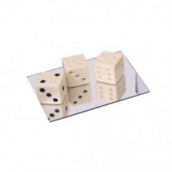 2X (Tükörkockás illúziós trükk játék, mágikus kellékek F4L2)