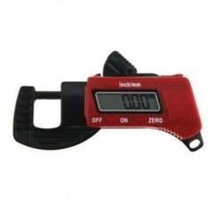 1X (ANENG digitális vastagságmérő 0,01 mm-es mini tárcsás vastagságmérők, mérőóra Wi N4H2