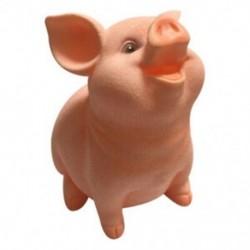 Divat Pig Pig Bank Dekoráció Otthoni Nappali szoba Hálószoba törésálló Coi W0R7