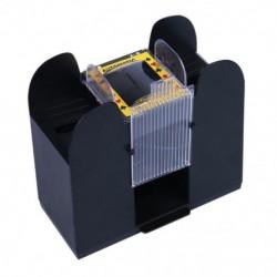6X (Pókerkártya automatikus kártyakeverő elektromos társasjátékkártyák Shuffler Si R3E8