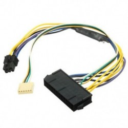 ATX PSU 24P-6P tápkábel a HP Z220 Z230 SFF alaplapi kiszolgálóhoz, Worksta P3Y5