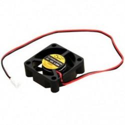 1X (30 mm x 30 mm x 10 mm 3010S 12 V 0,06A kefe nélküli DC hűtőventilátor C6A1)
