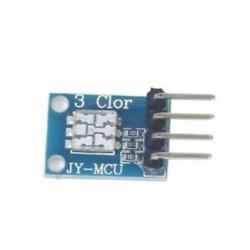 1X (háromszínű RGB SMD LED modul 5050 színes színes PWM többszínű LED az Ardui L3S6-hoz)
