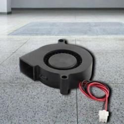 50mmx15mm 3500RPM kefe nélküli DC hűtőventilátor 12V 0,16A U1G9