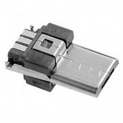 10 db micro USB A típusú aljzat 5 pólusú csatlakozókdugasz SH B0R2 Y0N4 I0L5 F8C4