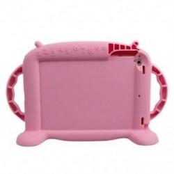 Rózsaszín - Ipad tok-gyerekeknek, 9,7 hüvelykes tok / Ipad Pro / Ipad Air 1 2 aranyos rajzfilm Cas V1Y0