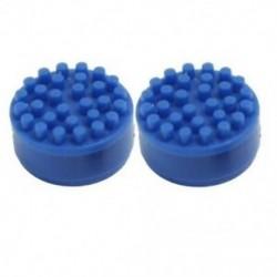 1X (7,0 mm OD 4,0 mm magasságú műanyag TrackPoint kék sapka a HP laptopokhoz, 2 db M3I1)