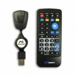 1X (USB PC számítógépes laptop távirányító, Media Center vezérlő, Windows 7 N5M3