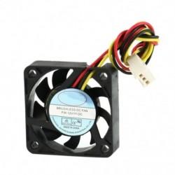 1X (40 mm x 40 mm x 10 mm 3 tűs 12V DC kefe nélküli PC számítógép hűtőventilátor M8S2)