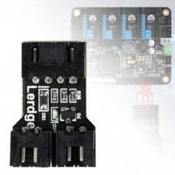 1X (LERDGE alaplap melegágy bővítő interfész adapter modul, Lerdge Con C4Z5