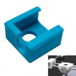 1X (kék szilikon zoknihuzat MK7 / 8/9 3D nyomtató alumínium fűtőelemhez Pa C9Z2