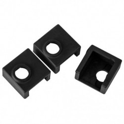 2X (3D nyomtató-szilikon tok, 3-as készlet, Ender 3 CR-10 CR-10S S9E8)