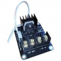 3D nyomtató MOSFET bővítőmodul, 2 tűs vezetékkel, Anet A8 A6 A2 Compa Q3D7