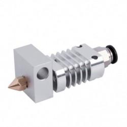 Minden fém Hotend készlet Creality CR-10 nyomtatókhoz .4 mm CR10, CR10S, Ender 2, A8D2