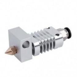 Minden fém Hotend készlet Creality CR-10 nyomtatókhoz .4 mm CR10, CR10S, Ender 2, W4Y0