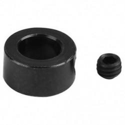 3X (3D nyomtatótartozékok T8 rögzítőgyűrű, csavaros rögzítőgyűrű rögzítőblokk L7G6