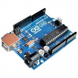 UNO R3 Fejlesztési Tanács Minicontroller MEGA328P ATMEGA16U2 Compat K5M2 C7D7