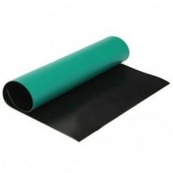 Zöld asztali antisztatikus ESD 300x400mm földelő szőnyeg R X4D2 telefonszámítógép-tablet számára