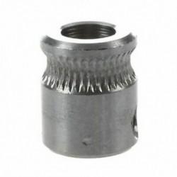 1X (MK8 extruder meghajtómű 5 mm-es furat 1,75 mm-es izzószál 3D nyomtató ezüst W9O3)