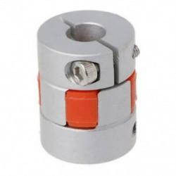 2X (5mmx8mmx25mm CNC léptetőmotor rugalmas Szivattyú tengelykapcsoló S1I1