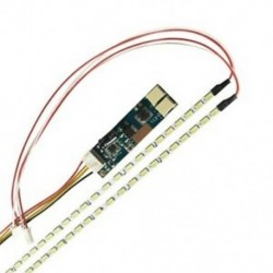 1X (univerzális fényvisszaverő, tompítható LED háttérvilágító lámpák frissítőkészlet állítható L T8B4