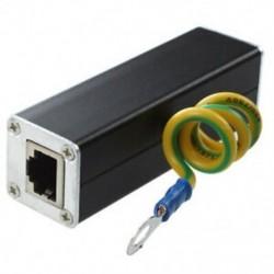 RJ45 Plug Ethernet hálózati túlfeszültségvédő Thunder Arrester 100MHz C4N1