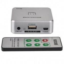 Ezcap 241 Music Player Music Digitizer Analóg zenéket rögzíthet USB meghajtón vagy W1M2-en