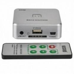 1X (Ezcap 241 Music Player Music Digitizer) Analóg zenék rögzítése az X2H7 USB meghajtón