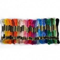 36 szál szál többszínű hímzéshez keresztkeresztű kötőtartóval B8U0