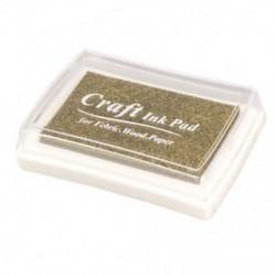 Gumibélyegző pad bélyegzőpárna - Arany O0O5