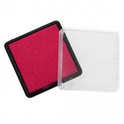 1X (tintapatron bélyegzőpárna esküvői levélhez Pink Pink A2Q1)