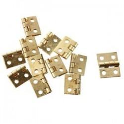 12db 1/12 Dollhouse miniatűr bútor szekrény szekrény Mini pántok - Golde V6T8