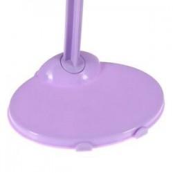 10 X állványtartó állvány Barbie Doll-Purple BT-hez