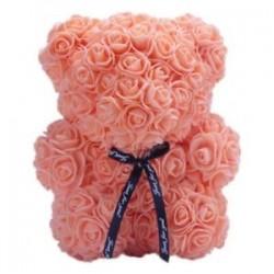 narancs - Esküvői dekorációk Rose Bear Girlfriend évforduló karácsony Valentin R5P5