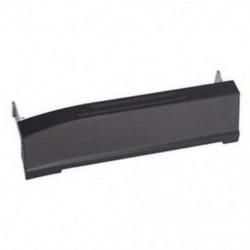 1X (fekete műanyag merevlemez borító a DELL E6400 D5C7 típushoz)