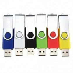 Forgó USB 2.0 128 MB flash meghajtó memóriakártyájának tárolása U D2 U9 lemez