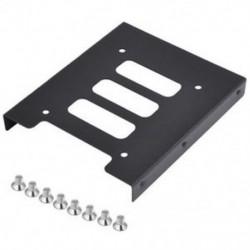 2,5 &quot - 3,5&quot  SSD HDD fém adapter adapter tartókeret merevlemez tartó P J8S3-hoz