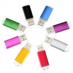 16 GB-os USB 2.0 fényes memóriakártya flash tollmeghajtó hüvelykujj U-lemeztár R4Q4